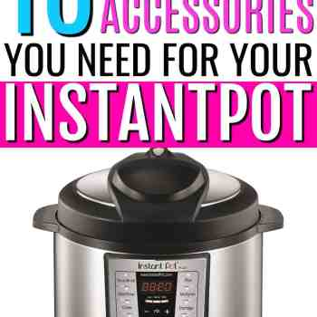 These are AMAZING!! Best Instant Pot Accessories from Amazon | Everything you need for your InstantPot | How to use an InstantPot | InstantPot uses | different ways to use an InstantPot | InstantPot accessories | how to use an InstantPot for beginners | InstantPot supplies from Amazon | InstantPot recipes #recipes #InstantPot #frugal #savemoney #homecooking #cookingathome #dinner