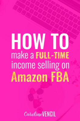 Here's an interview that will show you how to work from home selling on Amazon FBA. Jessica is extremely successful in this area and shares her best tips! How to Start Selling on Amazon FBA and Make a Full-Time Income