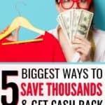 Top 5 Reasons You Should Be Using Ebates