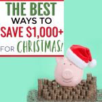 Save More of Your Money This Christmas