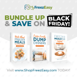 Early Black Friday Deal – 20% off Delicious Meal Planning Tools!