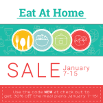 Meal Planning for 30% OFF!