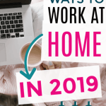 10+ Ways to Make Money From Home This Year