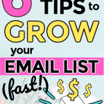 How to Get More People to Sign Up for Your Email List