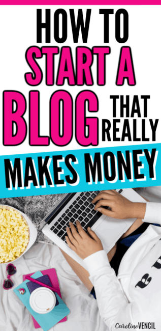 confused about How to Start a Blog and MAKE MONEY with it? - this is the info you've been looking for! A FREE tutorial for beginners! how to start a blog and make money in 2019 - blogging is the best work from home idea I ever had - I LOVE making money as a stay at home mom, and this is step by step EXACTLY what you need to know to start a blog on wordpress!