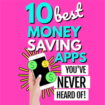 The best apps that pay you money and help you save money with almost no effort easy and fast! Start saving money while grocery shopping and online shopping when you use these 12 money saving apps! Perfect for frugal living beginners or anyone who wants to use their phone to get the best cashback tips and tricks!