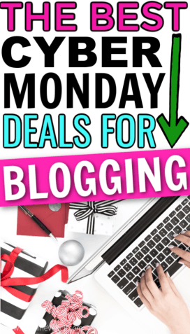 Best Cyber Monday Deals to save money on the best blogging courses and training. The ultimate list of the top ways to learn how to start a blog and make money blogging.