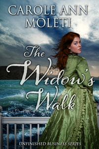 Carole-Ann-Moleti-Widows-Walk-200x300 Author's Blog Books
