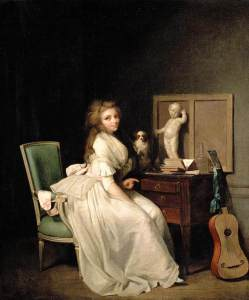 Zoltack-Joy-to-the-World-Eliza-Berkeley-Louis-Léopold-Boilly-A-Lady-Seated-at-Her-Desk-249x300 Author's Blog Fiction Extra