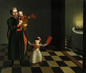 Hanukkah_18th_century-300x255 Author's Blog Bluestocking Belles
