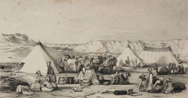 Bivouac_in_the_Desert._1841_-_TIMEA