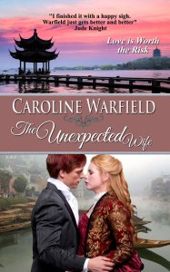 TheUnexpectedWife_850-187x300 Author's Blog Writing