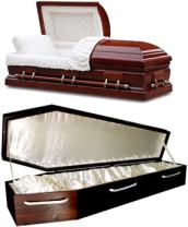 casket-coffin Highlighting Historical