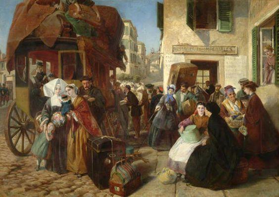 inn Author's Blog Highlighting Historical