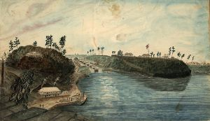 800px-First_Eight_Locks_of_the_Rideau_Canal_the_North_entrance_from_the_Ottawa_River_1834-300x173 Author's Blog Highlighting Historical