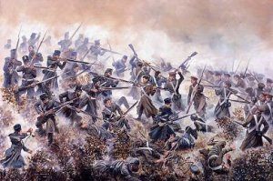 Battle_of_Inkermann_by_David_Rowlands-300x199 Author's Blog Highlighting Historical