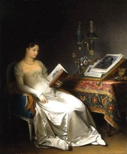 493px-Marguerite_Gérard_-_Lady_Reading_in_an_Interior_-_WGA8609-247x300 Author's Blog But First Coffee