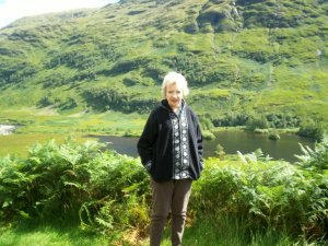 Laura-Scotland-300x225 Author's Blog Highlighting Historical