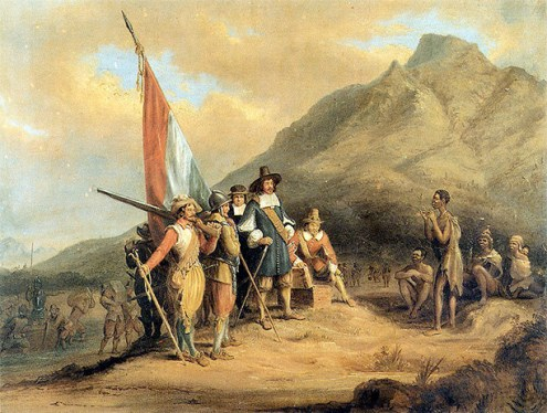 capetown Highlighting Historical Romance