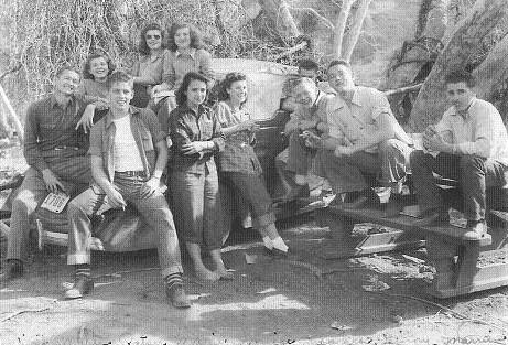 1945-friends Highlighting Historical Romance