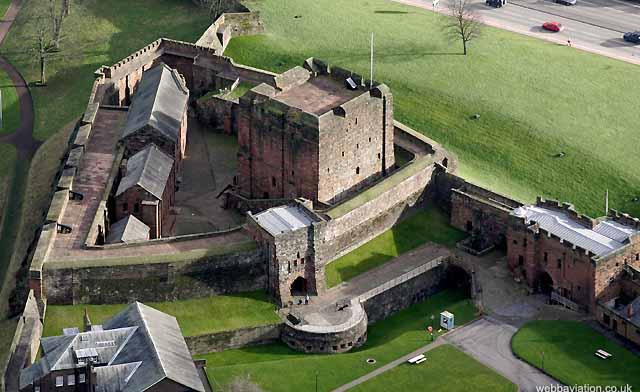 Carlisle_Castle_1 Highlighting Historical Romance