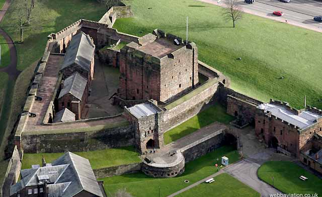 Carlisle_Castle_1 Highlighting Historical Romance