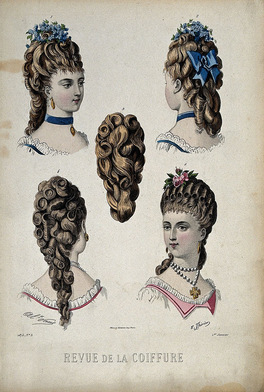 hair Author's Blog Highlighting Historical