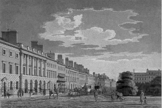 Grosvenor_Square Caroline's Rambles