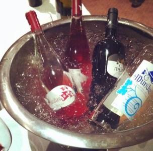 Pelo Rio: Prova de vinhos portugueses