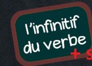 Les verbes à l'infinitif + S (épisode 1)