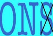 La terminaison verbale ONS – S (de H à O)