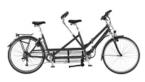Journée» Eddy Merckx » du Braine Trust, 2 P.O. en tandem