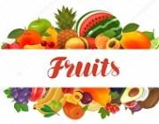 Les fruits 1ère partie
