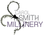 CAROL SMITH MILLINERY LOGO