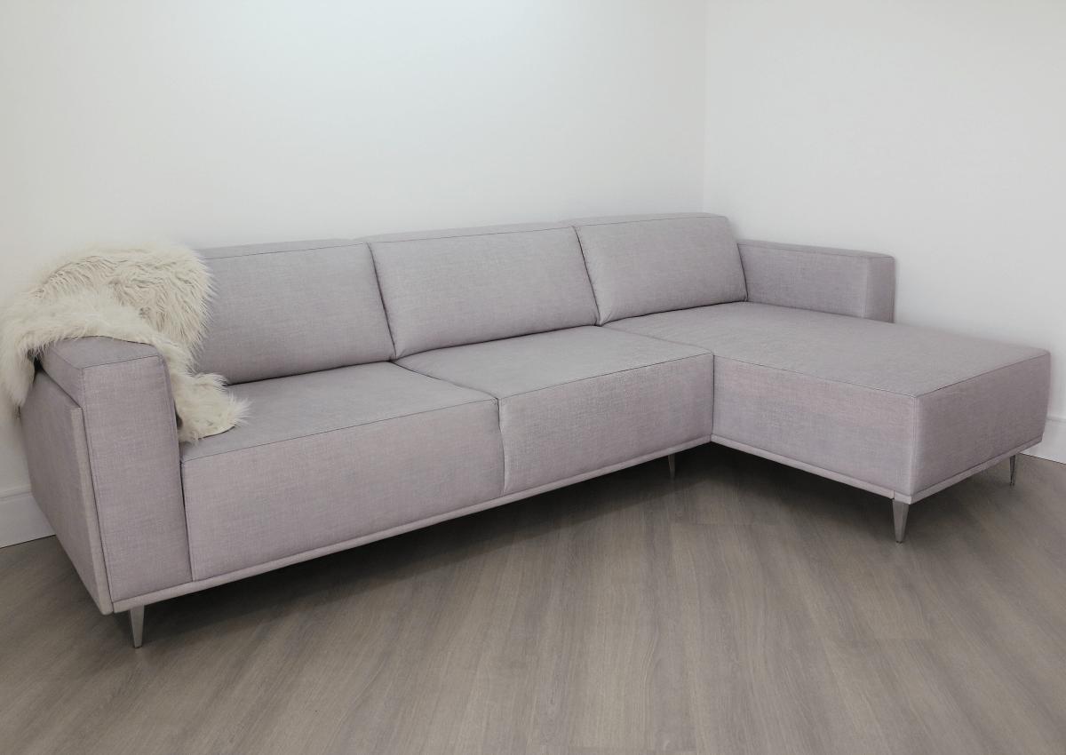 esse sofa ta bom demais crushed velvet corner chesterfield meu sofá da westwing chegou  carol tognon