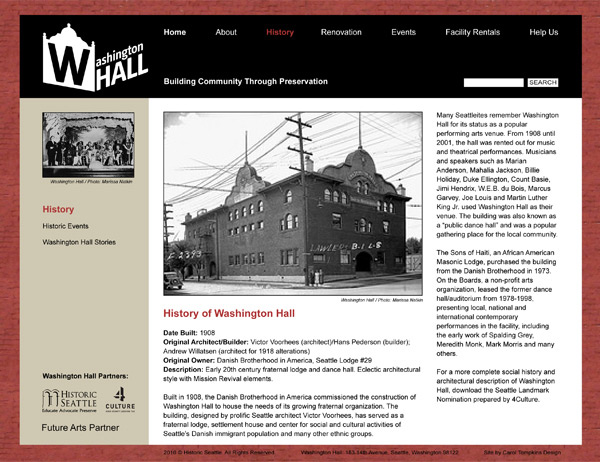 WaHall VisDesign 1, history.html