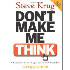 Image of book: Don't Make Me Think