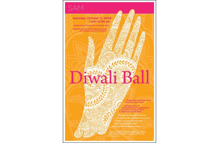 Diwali Ball poster