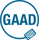 logo for GAAD