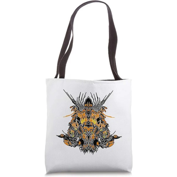 Unique Eye-catching design Animal head fashion Tote Bag