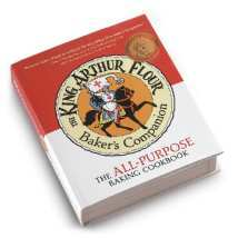 King Arthur Flour Baker's Companion Cookbook