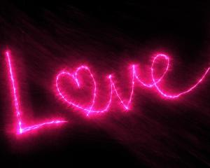 Electric Pink Love