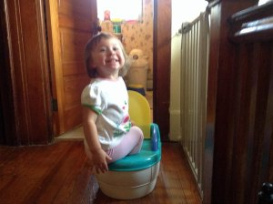 Potty Misuse