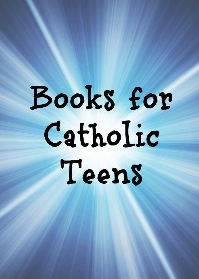 Books for Catholic Teens logo