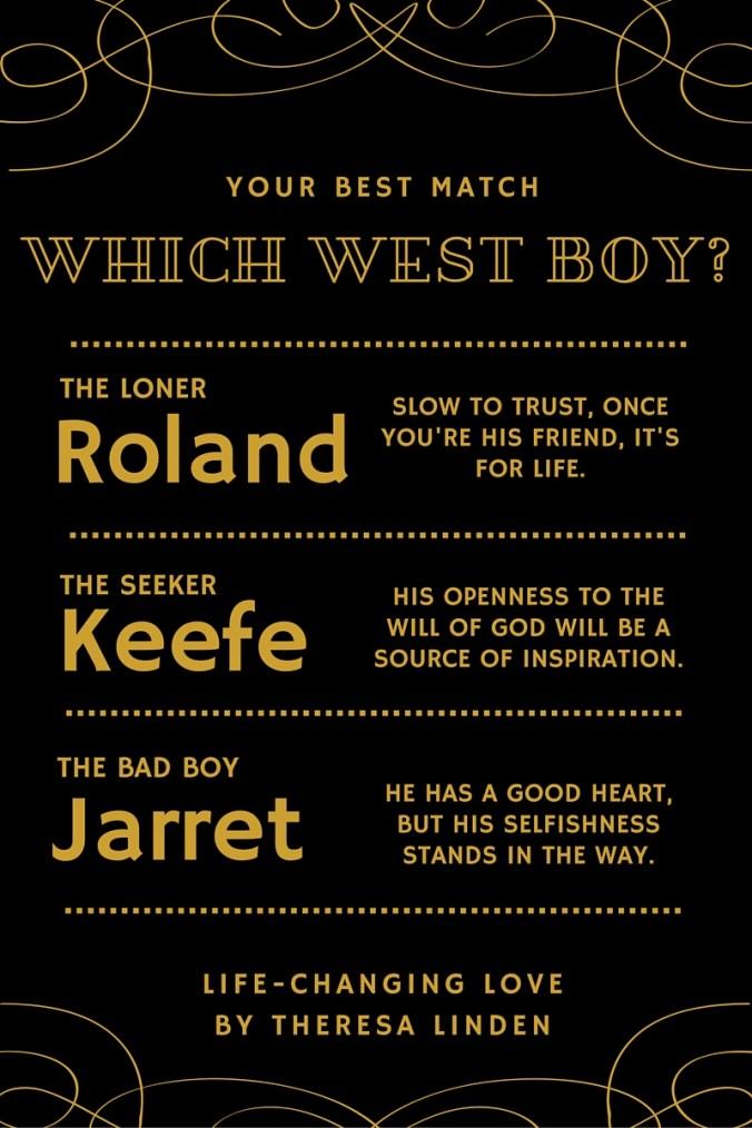 West Boy Poll