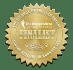 IAN finalist badge