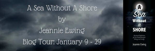 a sea without a shore blog tour banner