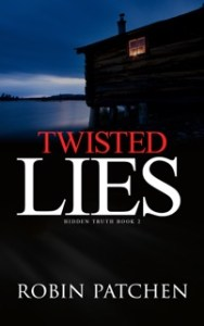 Author Interview Twisted Lies by Robin Patchen