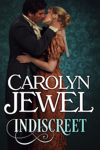 Cover of Indiscreet by yours truly, Carolyn Jewel