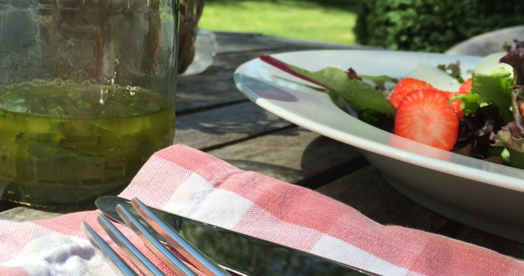 Julie's Salad Dressing with Herbs